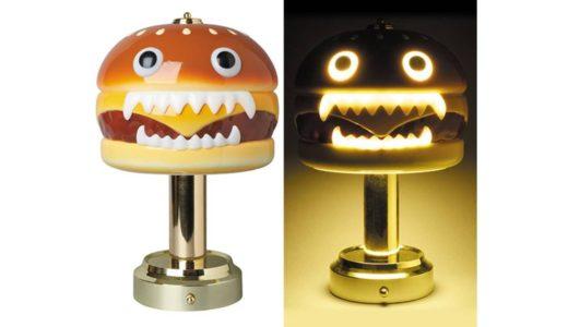 【9月25日発売開始】UNDERCOVER HAMBURGER LAMP アンダーカバー ハンバーガー ランプ
